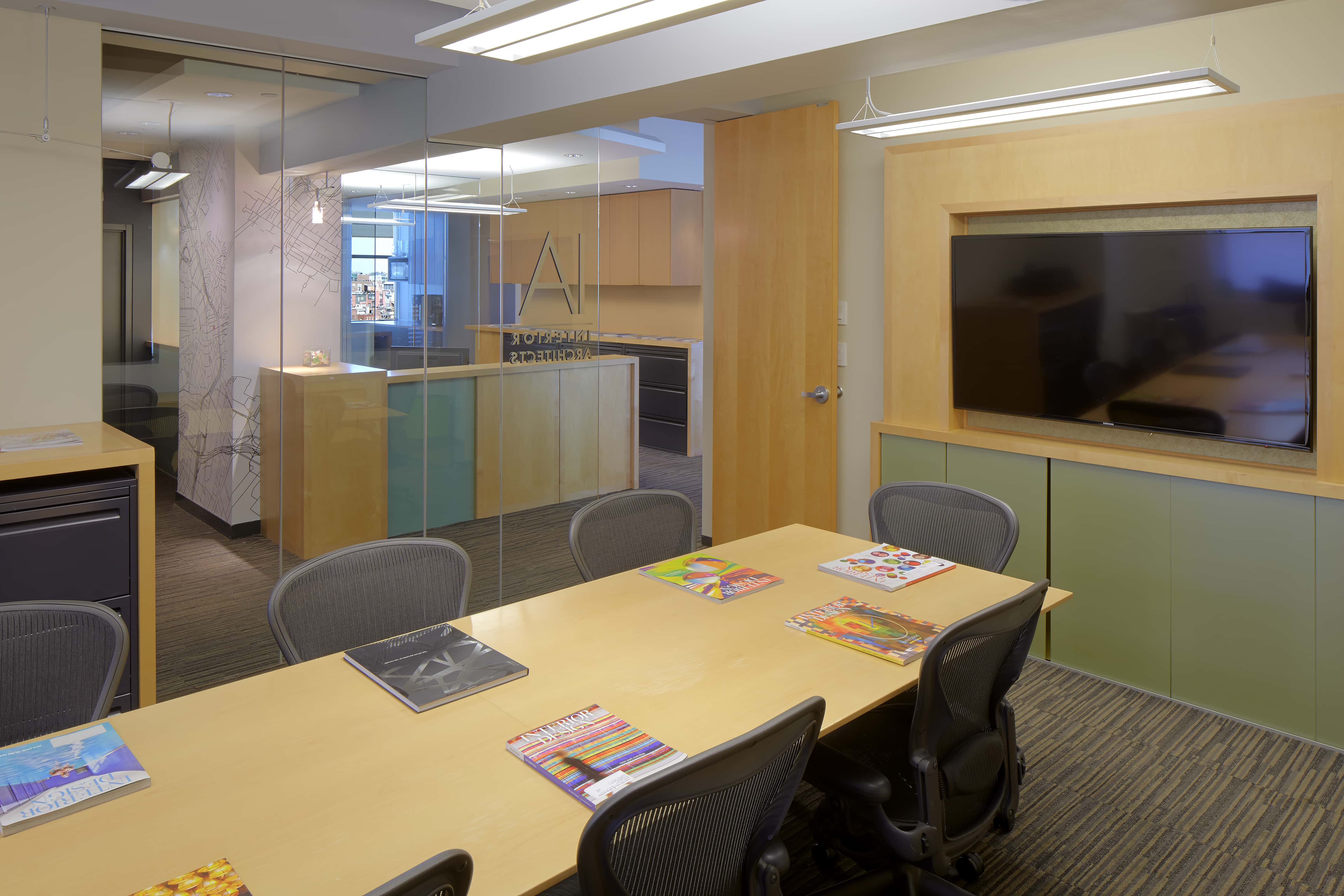 160 State Street, office building interior, Northland Investment Corporation commercial property
