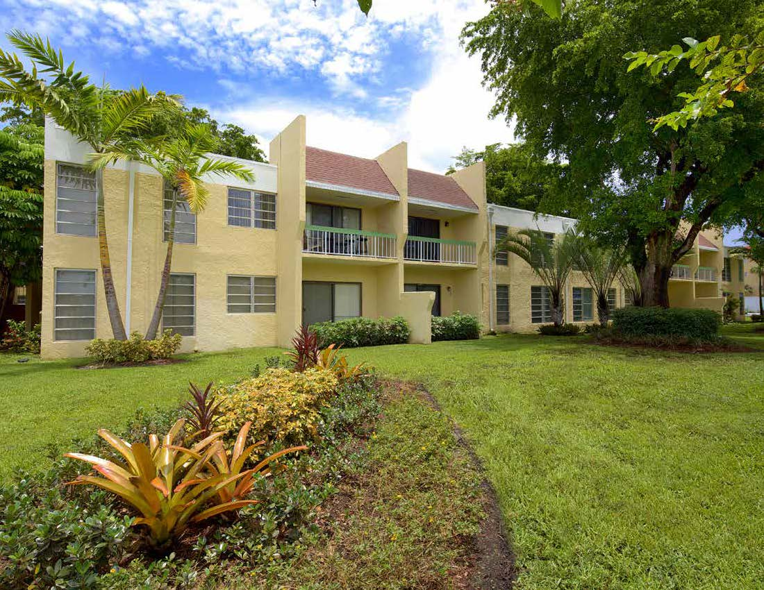 Plantation Meadows, Florida apartments