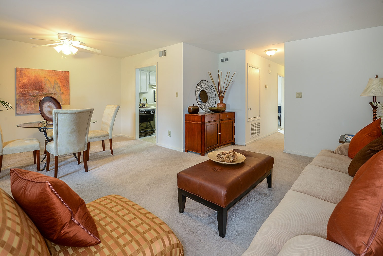 Randolph Park apartment homes, Charlotte apartments