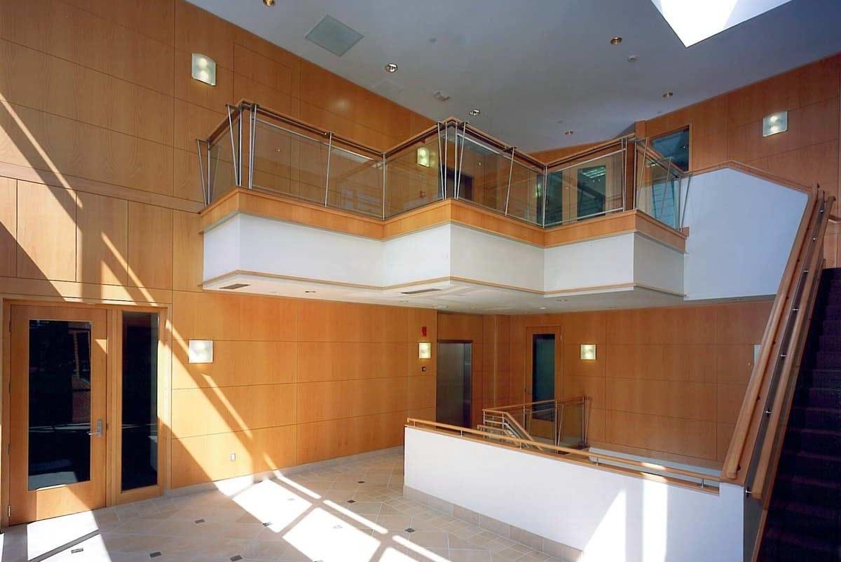Northland Building foyer, Newton MA
